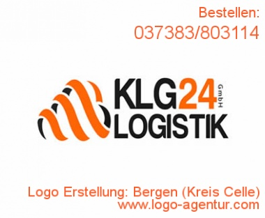 Logo Erstellung Bergen (Kreis Celle) - Kreatives Logo Design