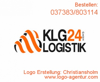 Logo Erstellung Christiansholm - Kreatives Logo Design