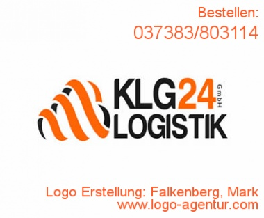 Logo Erstellung Falkenberg, Mark - Kreatives Logo Design