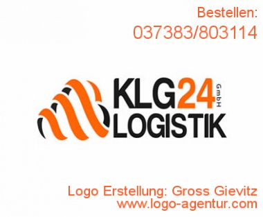 Logo Erstellung Gross Gievitz - Kreatives Logo Design