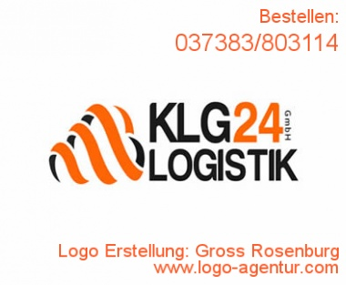 Logo Erstellung Gross Rosenburg - Kreatives Logo Design