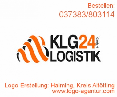 Logo Erstellung Haiming, Kreis Altötting - Kreatives Logo Design