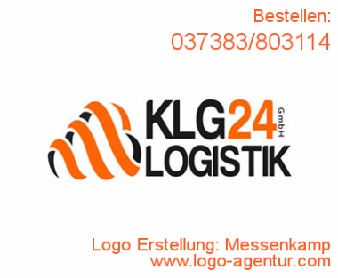 Logo Erstellung Messenkamp - Kreatives Logo Design