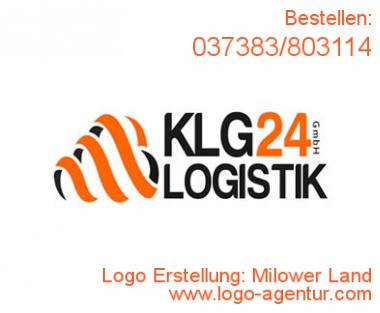 Logo Erstellung Milower Land - Kreatives Logo Design