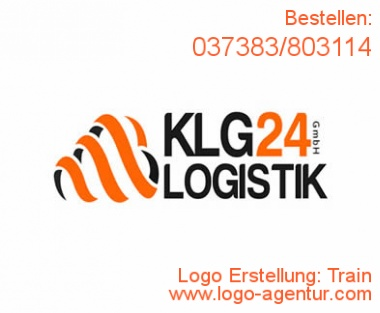 Logo Erstellung Train - Kreatives Logo Design