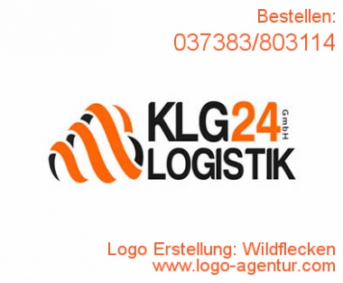 Logo Erstellung Wildflecken - Kreatives Logo Design