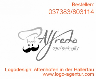 Logodesign Attenhofen in der Hallertau - Kreatives Logodesign