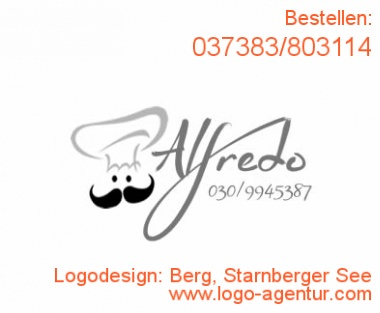 Logodesign Berg, Starnberger See - Kreatives Logodesign