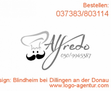Logodesign Blindheim bei Dillingen an der Donau - Kreatives Logodesign