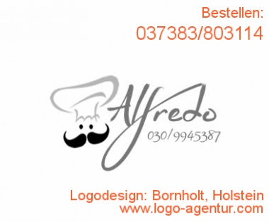 Logodesign Bornholt, Holstein - Kreatives Logodesign