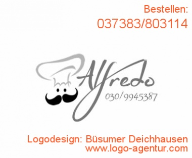 Logodesign Büsumer Deichhausen - Kreatives Logodesign