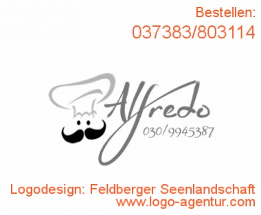 Logodesign Feldberger Seenlandschaft - Kreatives Logodesign