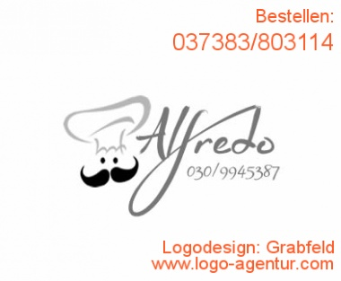 Logodesign Grabfeld - Kreatives Logodesign