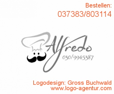 Logodesign Gross Buchwald - Kreatives Logodesign