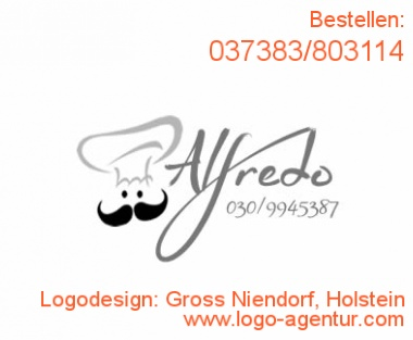 Logodesign Gross Niendorf, Holstein - Kreatives Logodesign