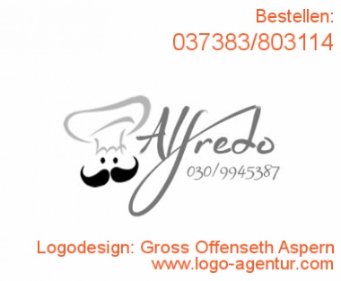 Logodesign Gross Offenseth Aspern - Kreatives Logodesign