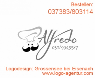 Logodesign Grossensee bei Eisenach - Kreatives Logodesign
