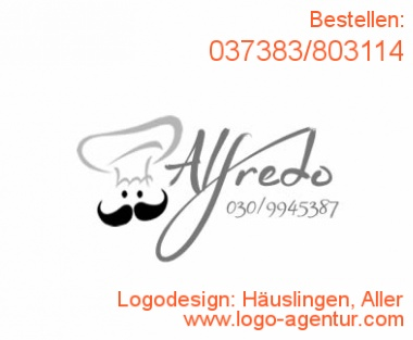 Logodesign Häuslingen, Aller - Kreatives Logodesign