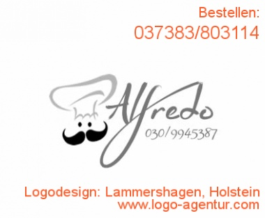 Logodesign Lammershagen, Holstein - Kreatives Logodesign