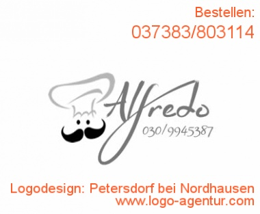 Logodesign Petersdorf bei Nordhausen - Kreatives Logodesign