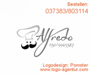 Logodesign Pomster - Kreatives Logodesign