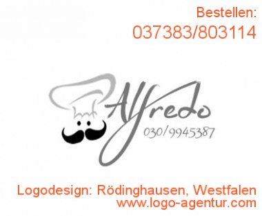 Logodesign Rödinghausen, Westfalen - Kreatives Logodesign