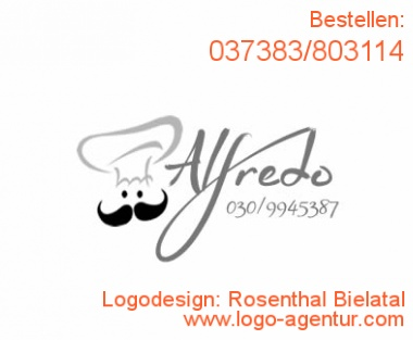Logodesign Rosenthal Bielatal - Kreatives Logodesign