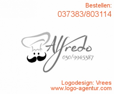 Logodesign Vrees - Kreatives Logodesign